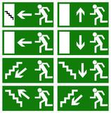 Fototapete Gebotsschild - Vorsicht - Zeichen / Symbol