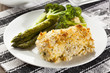 Breaded Homemade Chicken Cordon Bleu