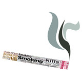 Smoking Kills word cloud 3
