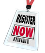 Register Now - Registration for Trade Show Event