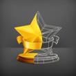 Award half stars