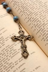 Rosario su Bibbia