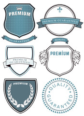 Set of Premium Quality Symbol