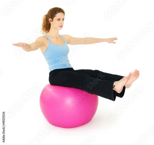 Foto op Plexiglas Fitness Fitness (M)