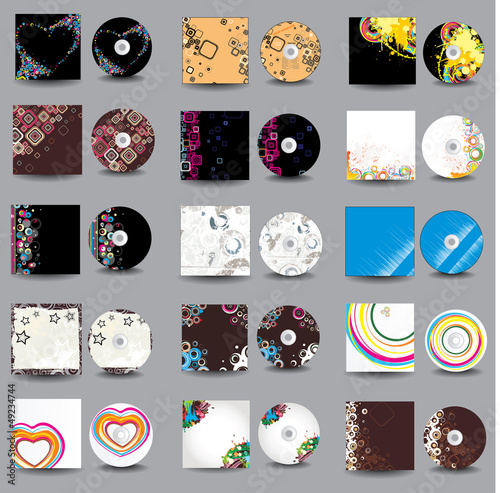 Collection cd cover