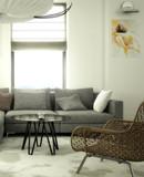 Apartment furnishing (detail)
