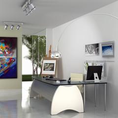 Private Office Area (focused)