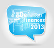 Bulle : Loi de Finances 2013