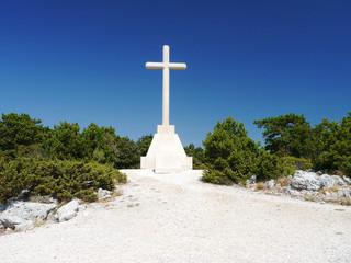 Gipfelkreuz Kroatien