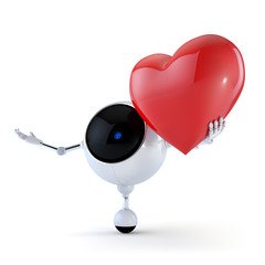 Robot and Hearts