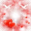 Beautiful valentine's day background