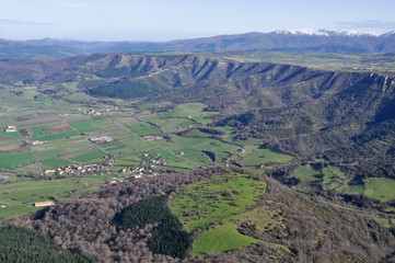 Cañón de Delika, Norte de España