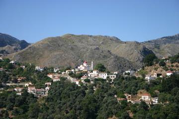 Village de Crête