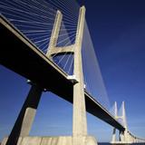 under Vasco da Gama bridge