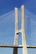 part of famous Vasco da Gama bridge