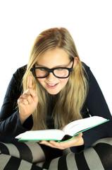 SONY DSC lesen mit Brille