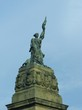 ������, ������: The memorial statue of Prince Willem Frederik of Oranje Nassau