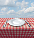 Place Setting Table
