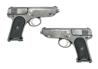 Jäger-Pistole Modell 1914