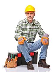 senior handyman