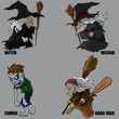 Mythical Creatures Set 12