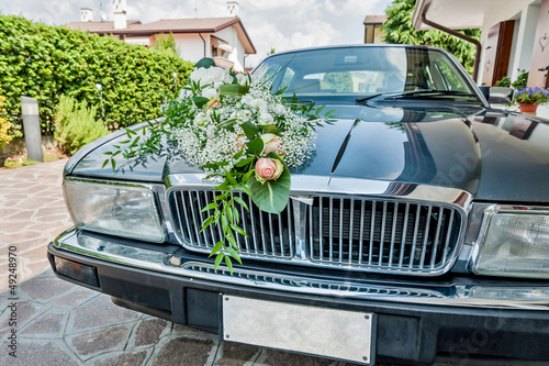 Prestige car for wedding