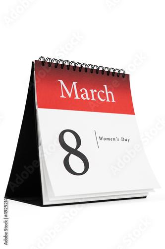 8 March -International Women's Day