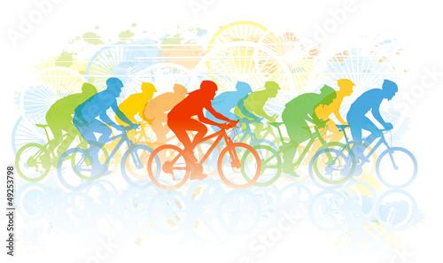 Bike race - 49253798