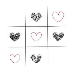 Tic-Tac-Love