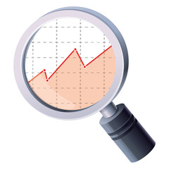 Vector analytics concept
