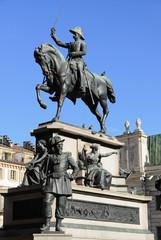 Monumento equestre a Carlo Alberto - Torino