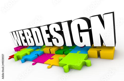 webdesign 3d