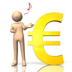 Economy of the euro