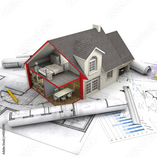 House cut