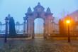 Gate to Buda Castle, Budapest