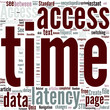 Access time Concept
