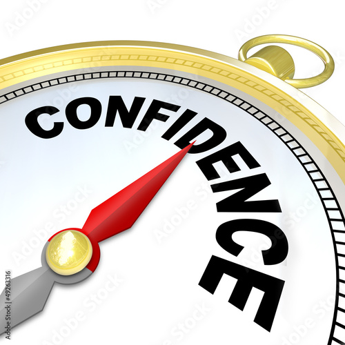Confidence - Compass Leads You to Success and Growth