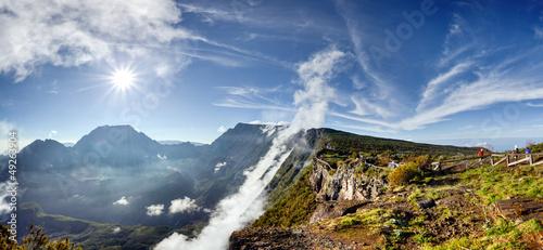 Belvédère du Maïdo - Ile de La Réunion