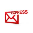 brief, mail, express, lieferung,