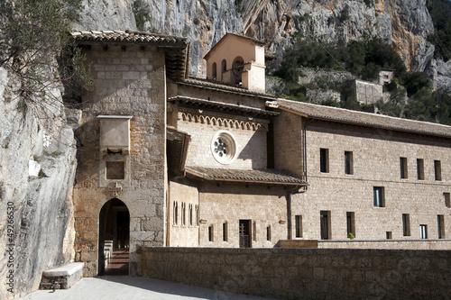 Monastero del Sacro Speco di Subiaco, Roma