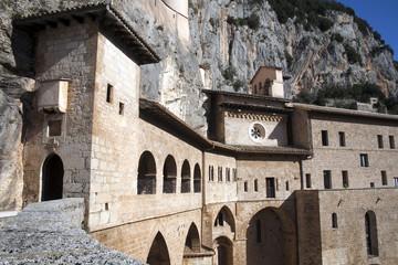 Monastero di San Benedetto, esterno