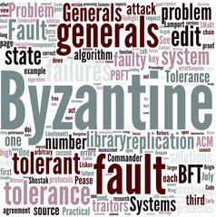 Byzantine fault tolerance Concept