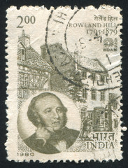 Rowland Hill Birthplace