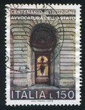 State advocates office in Rome poster