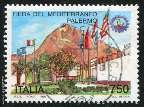 Mediterranean Fair in Palermo