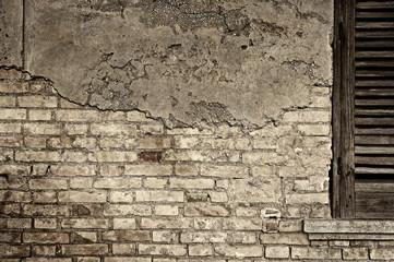 parete cadente