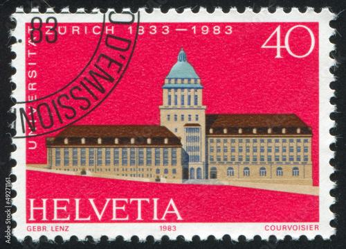 Zurich University Sesquicentennial