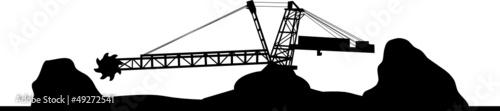 Braunkohletagebau - 49272541