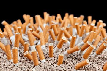 Cigarettes chaos
