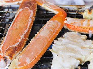 焼き蟹/ずわいがに(食材・料理)